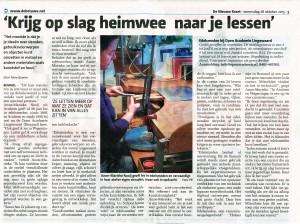krant De Betuwe Anne-Marieke Nooij